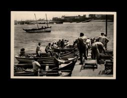 56 - PORT-LOUIS - Débarquement De La Sardine - Port Louis