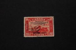 Canada 203 Grain Exhibition VF Cancelled 1933 A04s - Gebruikt