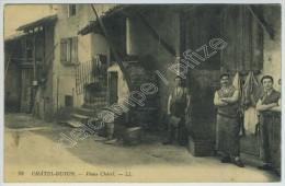 (Châtel-Guyon) Vieux Châtel. - Châtel-Guyon