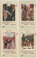 China - GPT STT Lingnan Folk Customs 20SHEB-H Complete Set Of 4, 8.500ex Mint - China
