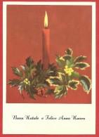 CARTOLINA NV ITALIA - TWISTINGTON HIGGINS - Cartolina Di Pittori Dipingenti Con La Bocca O Il Piede - NATALE - 10 X 15 - Noël