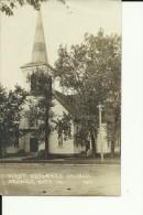 USA73   -- ORANGE CITY  ---  FIRST REFORMED CHURCH ( NEDERLANDSE )  --  RPPC  --  1923 - Etats-Unis