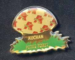 """"""" AUCHAN """" Petite Forêt No Pg7 - Steden"""