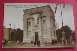 Cp  Paris Exposition Des Arts Decoratifs Pavillon De L'italie - Expositions