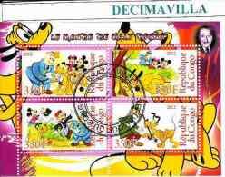 L223, CONGO, WALT DISNEY 03 - Kongo - Brazzaville