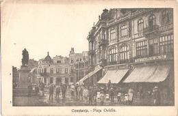 Constanta Piata Ovidiu - Unused - Roumanie