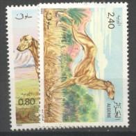 Algérie  N° 798 à 799 Neuf  XX  Cote  3,40 Euros Au Tiers De Cote - Algérie (1962-...)