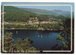Cpm Cpsm  Lac De Camboux - Frankreich
