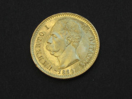 20 Lire OR 1882 - UMBERTO I RE D´ITALIA - **** EN ACHAT IMMEDIAT **** - 1878-1900 : Umberto I
