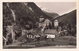 Schloss WIESBERG Trisannabrücke Vorarlberg 1936 - Sonstige