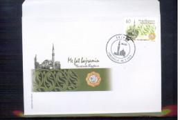Makedonien / Macedonia 2013 Bajram FDC - Islam