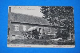 ANCIENNE  CARTES POSTALES 1907 ELLEZELLES, Ferme De Portemont - Ellezelles