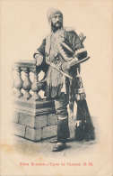 RUSSIA - Caucasus - Types De Caucase. No. 56. UDB, Simple - 1903 Scherer, Nabholz & Co. - Russia