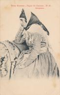 RUSSIA - Caucasus - Types De Caucase. No. 41. Kabardian, UDB, Simple - 1903 Scherer, Nabholz & Co. - Russland