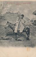 RUSSIA - Caucasus - Types De Caucase. No. 39. Kabardians, UDB, Simple - 1903 Scherer, Nabholz & Co. - Russia