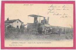 77 . OZOUER-LE-VOULGIS   --  CHEMIN DE FER INDUSTRIEL DE LA GOULARDERIE  1903 - Unclassified