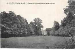 JOUY LE CHATEL - Château Du Petit Paris - Le Parc - France