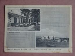 ^mo2284)  Piane Di Mocogno -  Ristorante Vignocchi - Caserma Benito Mussolini - Modena