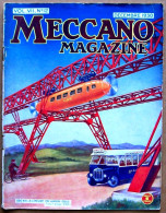 MECCANO - La m�canique en miniature > Manuel fran�ais d�instructions No. 4A (ann�e 1948)