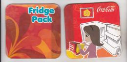 Romanian Coca Cola Coaster - Fridge Pack - Coasters