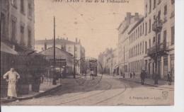 LYON(69)1923-rue De La Thibaudière - Lyon