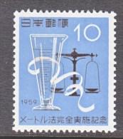 Japan  673   *  SCIENCE - 1926-89 Emperor Hirohito (Showa Era)