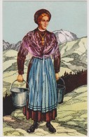 Costumes De SAVOIE N° 2 MEGEVE - Megève