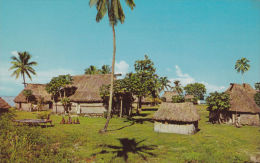 FIJI - VILLAGE - Fiji