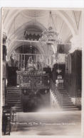 NAZERETH - THE CHURCH OF THE ANNUNCIATION INTERIOR - Palestine