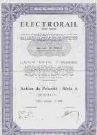 Electrorail - Textiel