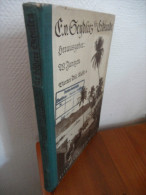 E. Von Sendlik Erdkunde Für Höhere Schulen. 1942 - Livres Scolaires