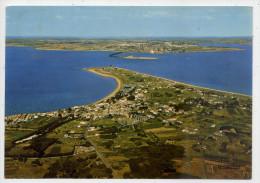 Ile De Ré--RIVEDOUX -Vue Aérienne-Pointe De Sablonceaux-Au Loin,Port De La Pallice-cpsm 15 X 10  N° 17 369 91 éd La Cigo - Ile De Ré