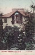 #3063 Hungary /Croatia? Nograd Verocze, Greetings Postcard Mailed 1907: Villa Madari - Hongrie