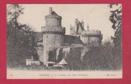 Lot 259  // Alençon    // Le Château Des Ducs D Alençon - Alencon