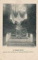 GUERRE 1914-18 - CAMPAGNE 1914-15 - Monument élevé Aux Morts Du 318ème Régiment D'Infanterie De Réserve - Oorlog 1914-18