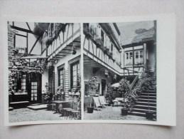 CPSM DE WISSEMBOURG Hôtel De L´Ange - Wissembourg