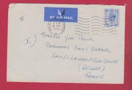Lot 264  //  Enveloppe Pour St Laurent Sur Sevre - Postmark Collection
