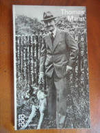 Thomas Mann In Selbstzeugnissen Und Bildokumenten (Klaus Schöter) N° 93 / Rowohlt - Biographies & Mémoires