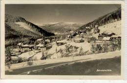 SPINDELMÜHLE; SPINDLERUV MLYN -  Panorama Im Winter Um 1940, Sudeten - Sudeten