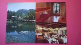 Trattoria Lago Del Laux (Val Chisone) - Hotels & Restaurants