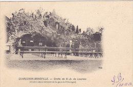 Quaregnon-Monsville - Grotte De ND De Lourdes (précurseur) - Quaregnon