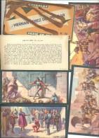 CROMOS CULTURALES HERNAN PEREZ DEL PULGAR SERIE DE 10 TARJETAS - Artis Historia
