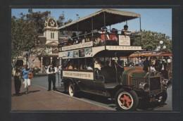 """""""Disneyland Omnibus...""""  Al Dorso """"0111-0403"""".  Nueva. - Disneyland"""