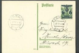 1940. GERMAN OCCUPATION OF POLAND . ZYCHLIN--HANAU  GERMANY - 1939-44: World War Two