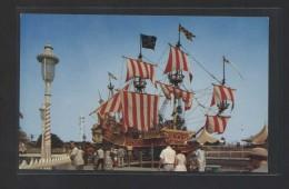 """""""Pirate Ship...""""  Al Dorso """"Fantasyland"""".  Nueva. - Disneyland"""