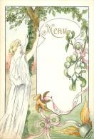 Ref 492- Menu- Illustrateur A Valois -dessin Illustrateur  - - Menus