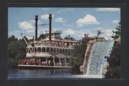 """""""Mark Twain...""""  Al Dorso """"Frontierland"""".  Nueva. - Disneyland"""