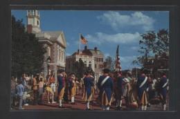 """Liberty Square Fife And Drum Corps...""  Nueva. - Disneyworld"
