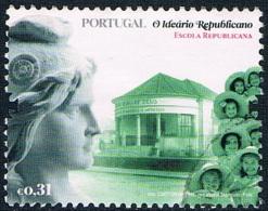 Portugal - Ecole Républicaine 3323 Oblit. - 1910-... République