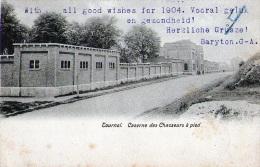 Tournai : Caserne Des Chasseurs à Pied (1904) - Doornik